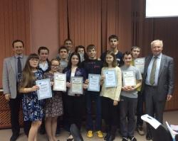 Пермские студенты и школьники стали лучшими на олимпиаде «УРАЛХИМа»
