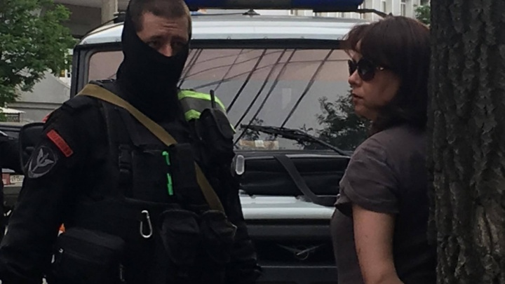Арбитражного управляющего, задержанную с деньгами в Lexus, арестовали в Челябинске