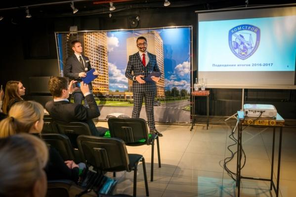 Как рассказал председатель правления компании Станислав Цвиренко, покупателям предлагают жилье с разными видами отделки