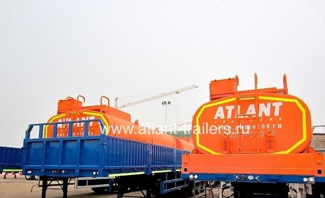 Автоцистерны для перевозки нефтепродуктов: высокий уровень безопасности