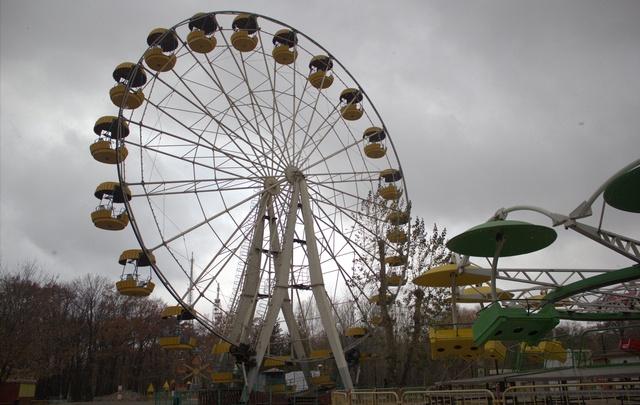 Чиновники Самары не нашли кредитора для установки колеса обозрения в парке Гагарина