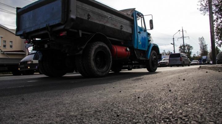 В объезд быстрее: на границе Ростовской области и Украины образовалась пробка