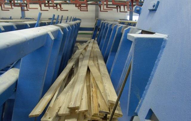 На ЛДК-3 в тестовом режиме запустили лесопильный цех и котельную на кородревесных отходах