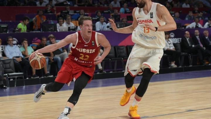 В Перми пройдут матчи мужской и женской сборных России по баскетболу