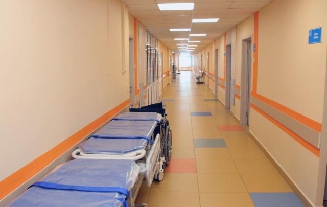 В челябинскую больницу «подкинули» старушку, сбитую на перекрёстке