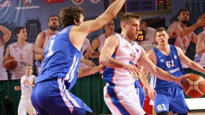 Самарские баскетболисты одержали 13-ю победу подряд в чемпионате Суперлиги