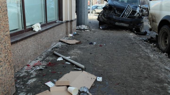 Дело об аварии с четырьмя пострадавшими возле ЮУрГУ передали в суд