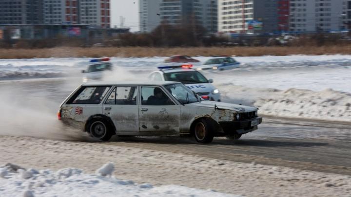 На Алебашевском озере пройдет чемпионат по фигурному вождению автомобилей