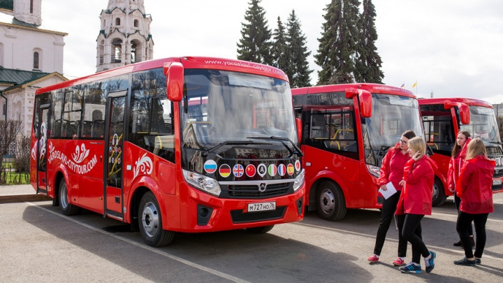 В Ярославле запустили туристическую маршрутку: сколько стоит и где на нее сесть