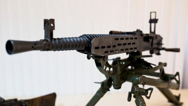 Любимые пистолеты Шварценеггера и Че Гевары: в Ярославле открылась выставка оружия