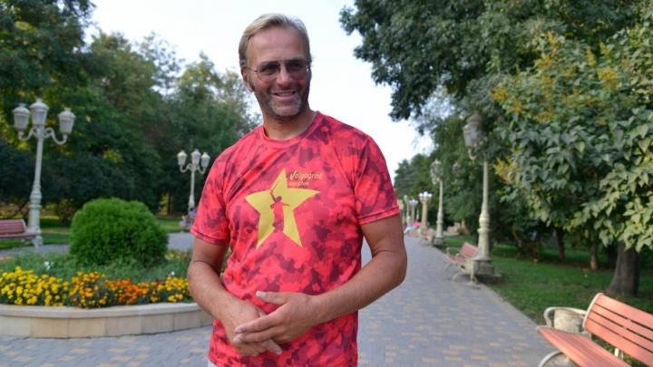 Против волн и русских медведей: немецкий бизнесмен покорил Волгу