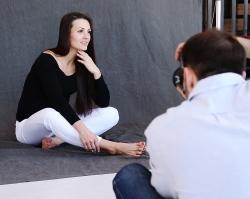Серия №13: третье УЗИ и фотосессия в беременность