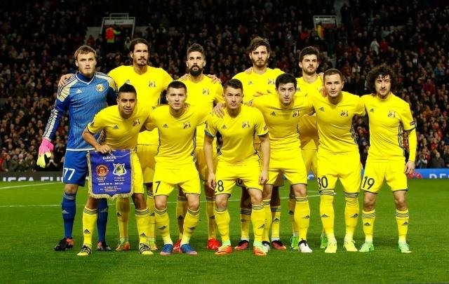 ФК «Ростов» уступил «Манчестер Юнайтед» и покинул розыгрыш Лиги Европы