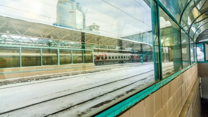 На ж/д вокзале Самары задержали юношу, который сбежал от родителей
