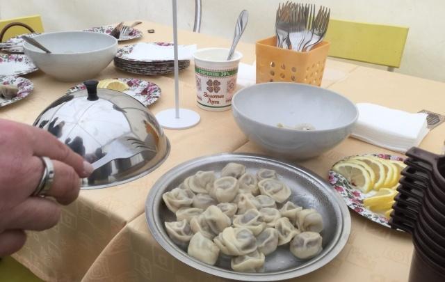 Две тонны пельменей и вареников, которые тюменцы съели за сутки, признаны рекордом России