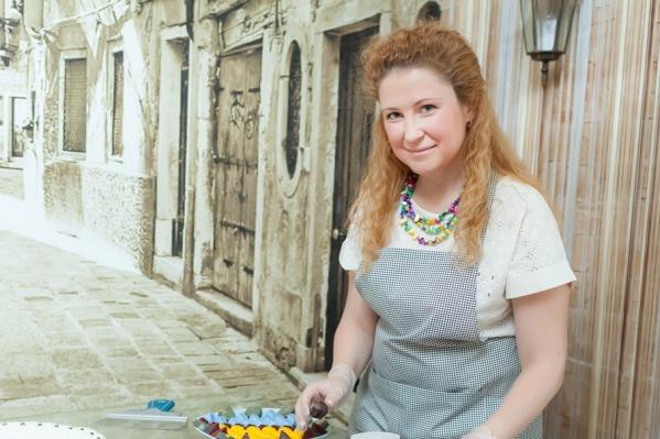 Сотрудница банка Олеся Нежикова начала свой бизнес в декрете