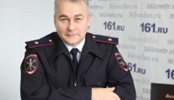 Доходы главы донского Главка Андрея Ларионова за год сократились на 311 тысяч рублей