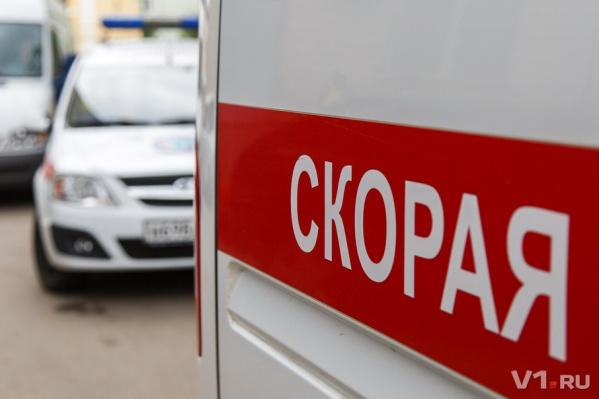 Школьников с ушибами и травмами доставили в больницу