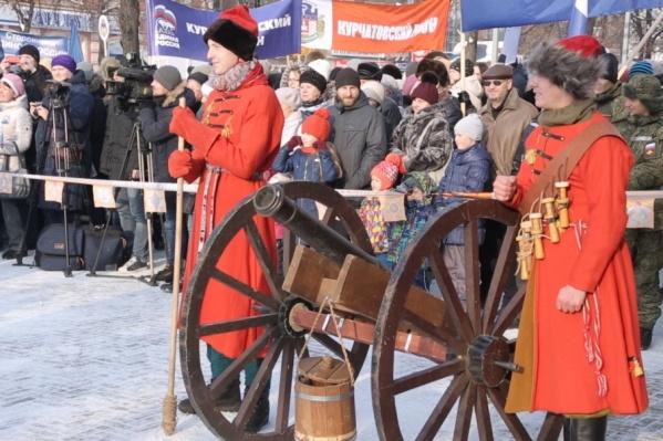 Челябинцы будут гулять три дня в честь Дня народного единства