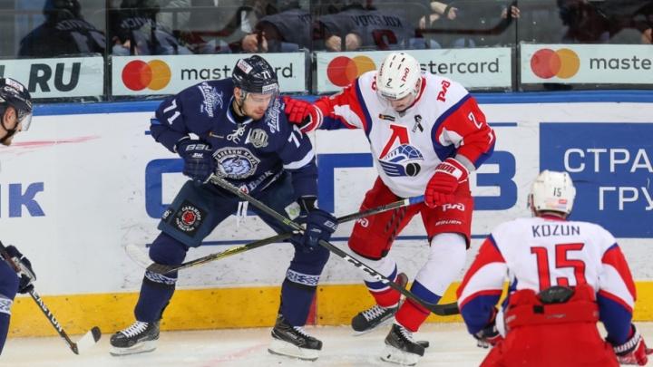 Ярославский «Локомотив» обеспечил себе место в плей-офф
