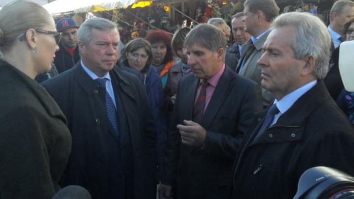 «Мы начнем потихонечку двигаться к цивилизации»: мэр Батайска о судьбе рынка