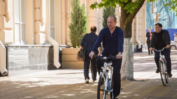 В Ростове хотят установить автоматизированные системы велопроката