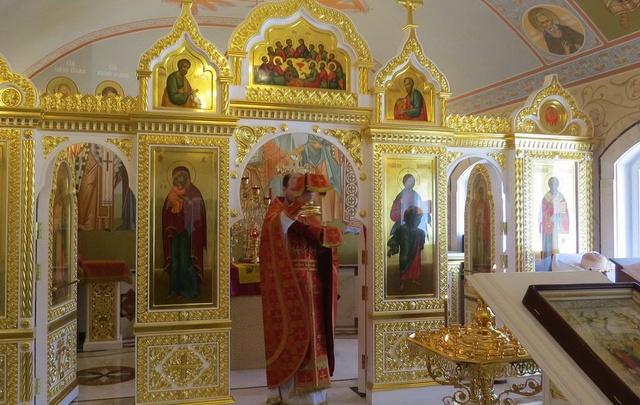 Новый храм открылся в Исакогорском округе