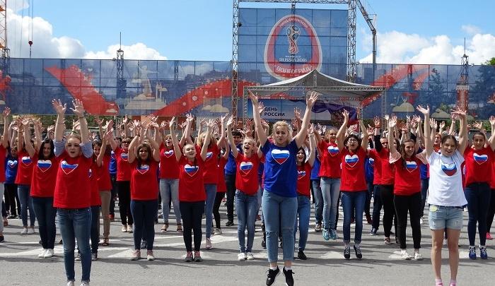 На площади Павших Борцов в Волгограде стартует уличная дискотека