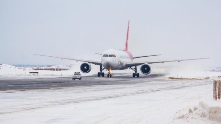 В аэропорту Курумоч начала работать новая взлетно-посадочная полоса