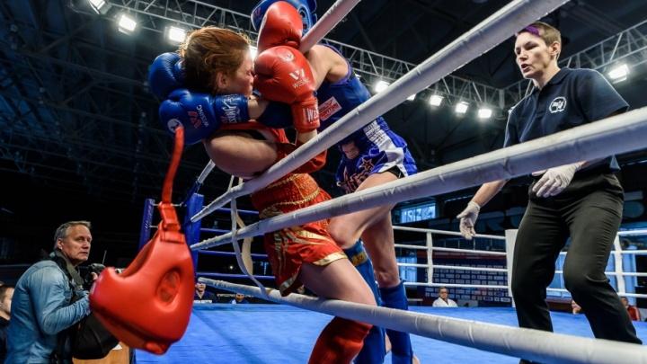 Тайская музыка и работа бойцов: в Челябинске разыграли путёвки на чемпионат мира по муайтай