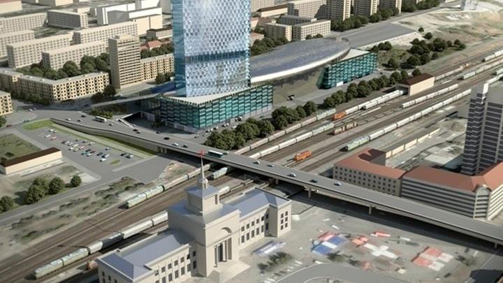 Волгоградцы одобрили строительство нового автовокзала и жилых домов на Невской