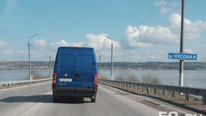 Над рекой со скоростью 100 км/ч: вторую очередь Чусовского моста в Прикамье построят к 2021 году