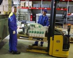 В Прикамье продолжает работу подростковый трудовой лагерь