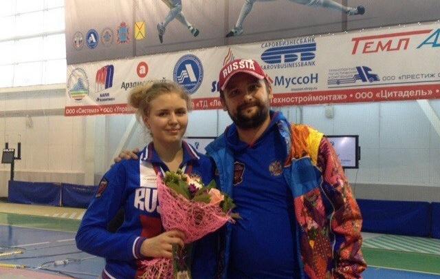 Ростовчанка завоевала бронзу чемпионата России по фехтованию