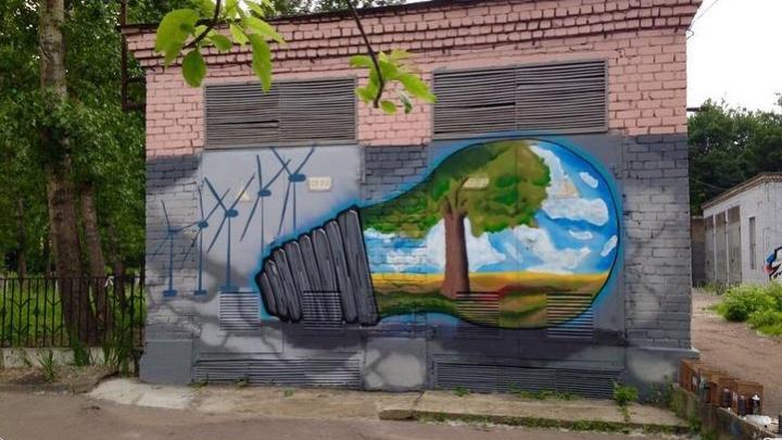 Ярославским художникам власти отдадут 25 голых стен, но под особые граффити