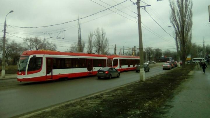 Трамваи из Усть-Катава показались на волгоградских улицах