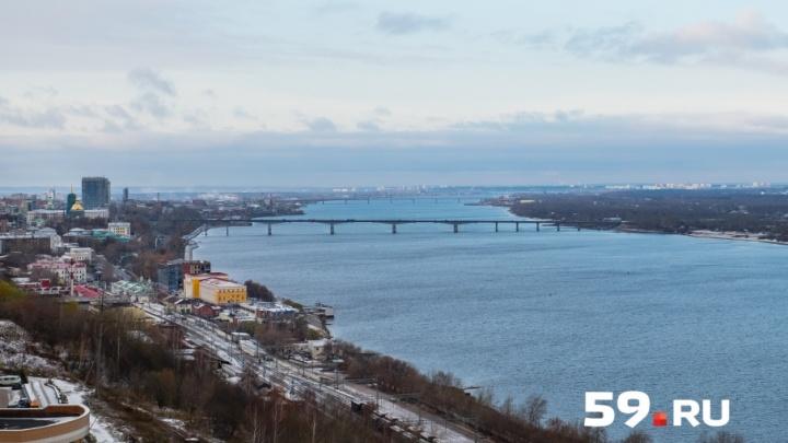 В Перми зима начнется без снега