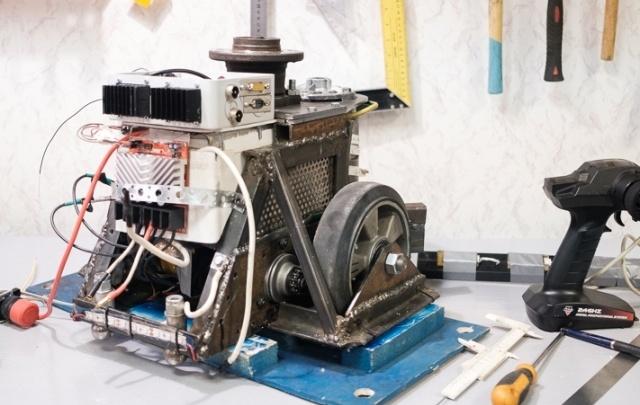 Пермяки научат общаться немецких роботов друг с другом