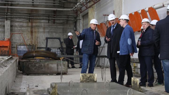 Новые рабочие места появятся в Архангельске на заводе по производству железобетонных конструкций