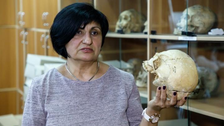 «Я узнаю его по черепу»: в Волгограде работает лучший в России специалист по древним скелетам