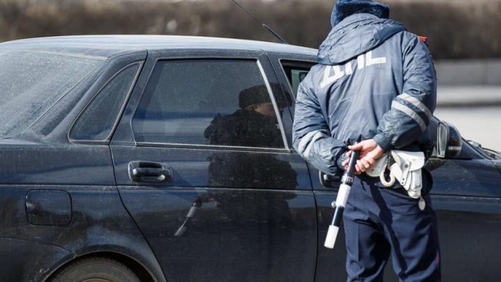 За утро на юге Волгограда инспекторы поймали на дороге 50 нарушителей