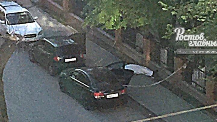 В Советском районе Ростова напротив детского сада умер пожилой человек