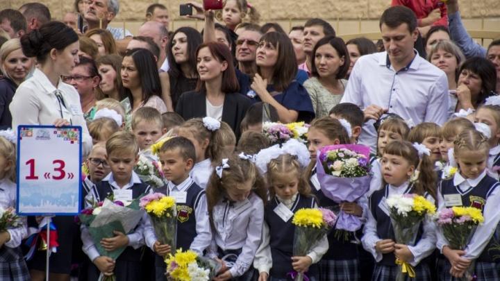 «Зашкаливающий показатель»: за полдня 5000 ростовчан подали заявки на поступление своих детей в первый класс