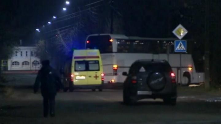 Водителю грузовика, угодившего в аварию с автобусом с детьми, грозит до пяти лет тюрьмы
