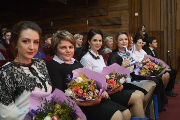Награды в конкурсе присуждались в шести номинациях
