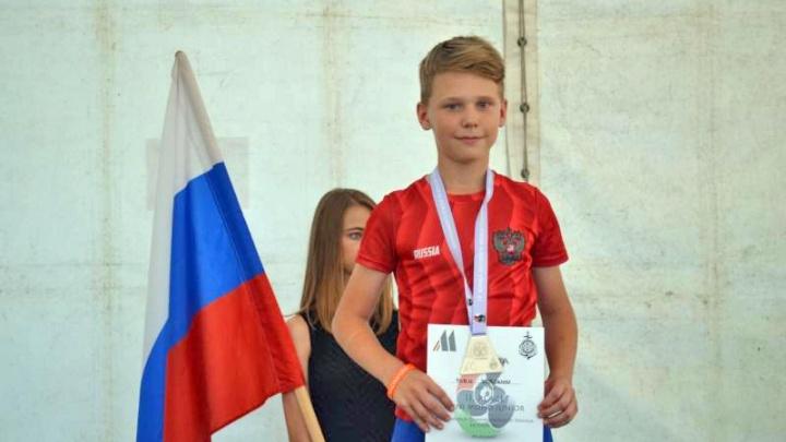 Южноуральский школьник взял серебро чемпионата мира по судомодельному спорту
