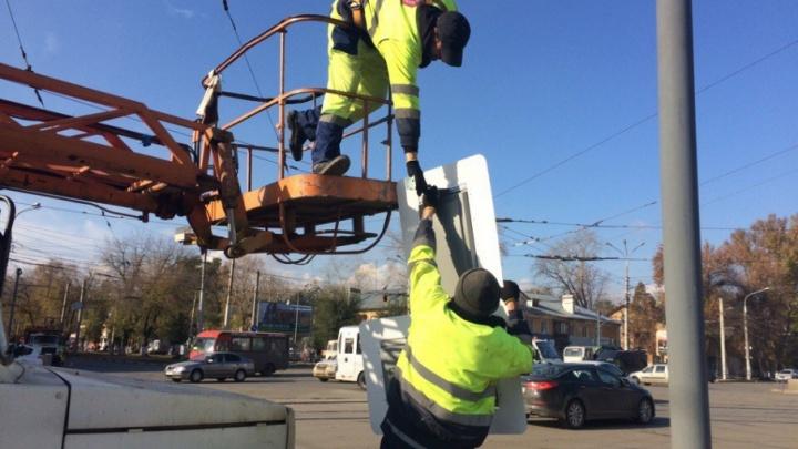 Светофоры на перекрестке проспекта Кирова и улицы Победы включат в течение недели