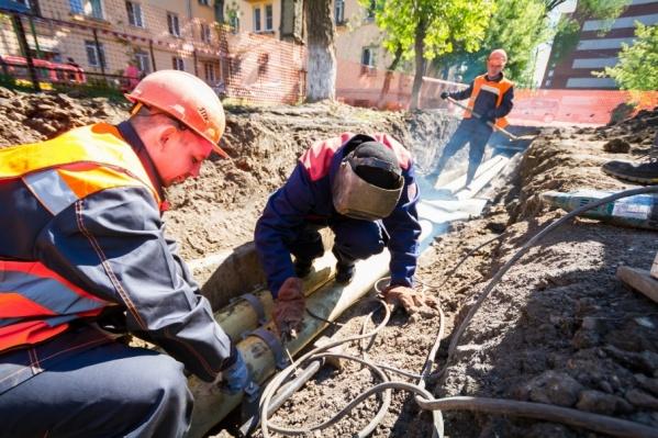 С 6 по 15 октября будет ограничено движение по улице Комаровского