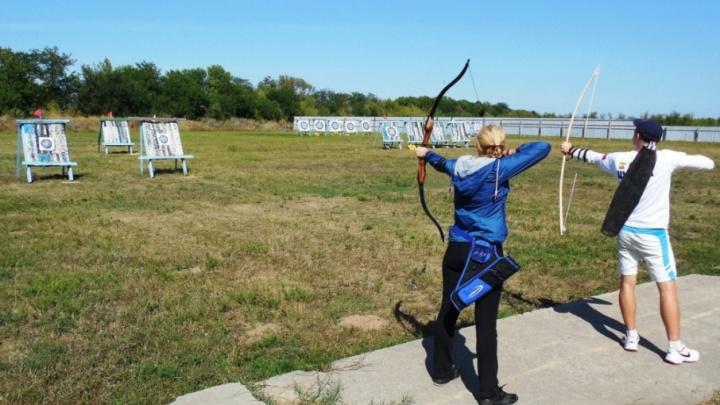 Ростовчане победили на соревнованиях по стрельбе из лука