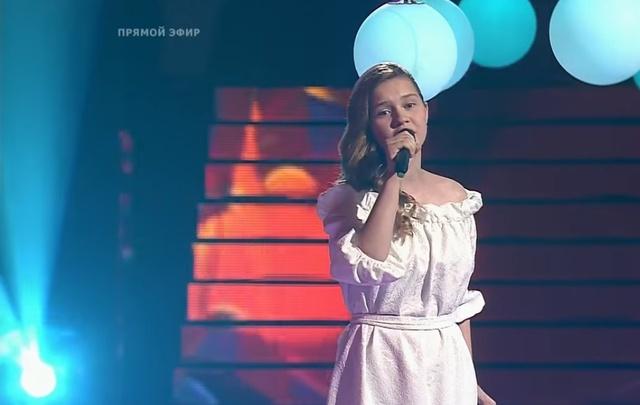 Юная волгоградка Лиза Качурак попала в финал шоу «Голос. Дети»